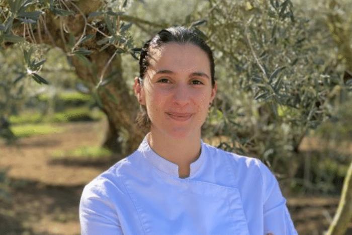 Julie Chaix à La Benvengudo