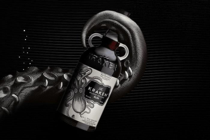 The Kraken Black Spiced Rum 47