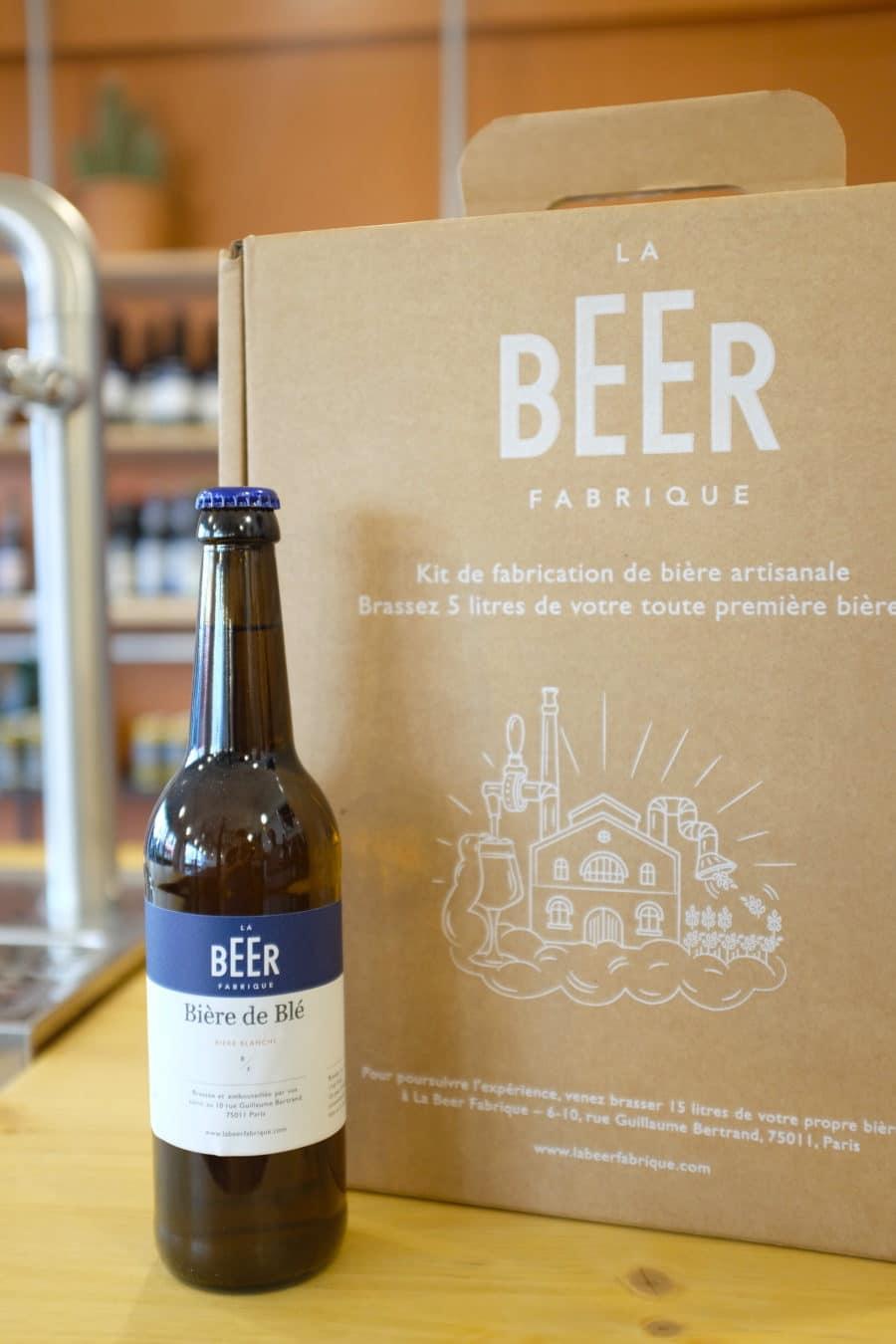 Kit de brassage Beer Fabrique