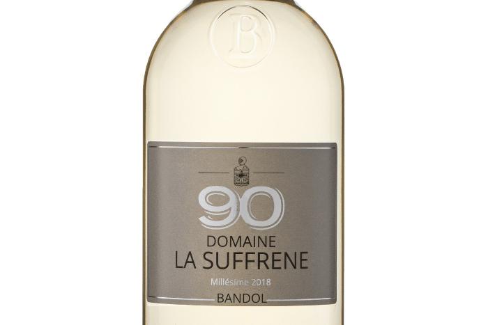 La cuvée 90 de La Suffrène 2018