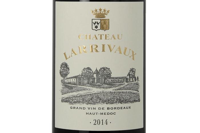 Château Larrivaux 2014