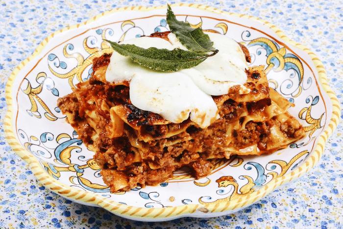 Les big lasagna