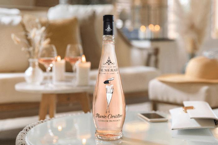 Les rosés du Château de l'Aumérade