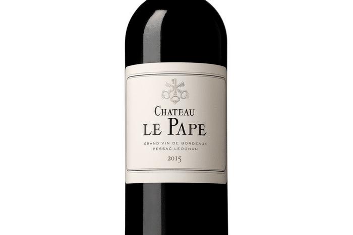 Château Le Pape 2015