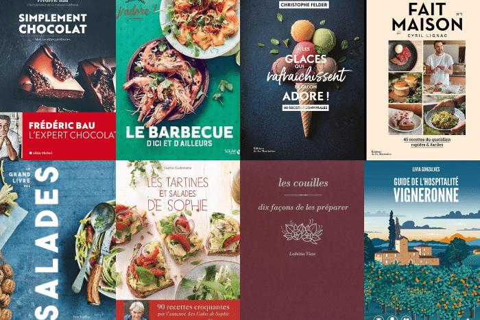 les livres de cuisine de juin 2020