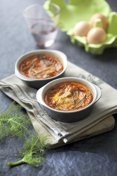 recette de Crèmes brûlées à la tomate