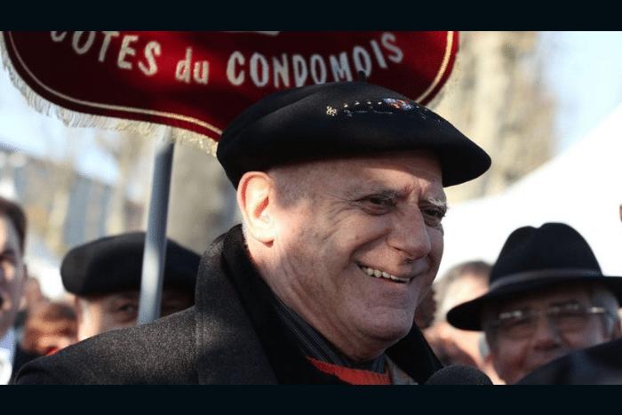 André Daguin est mort