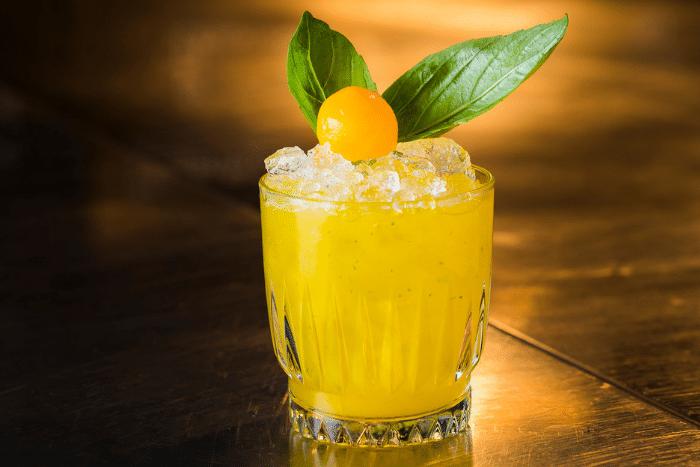 Recettes de cocktails cognac Meukow