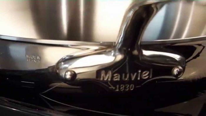 Mauviel, increvable de la cuisine