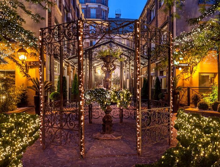 Noël aux Jardins du Marais