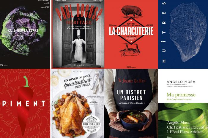 Livres de cuisine de novembre 2019