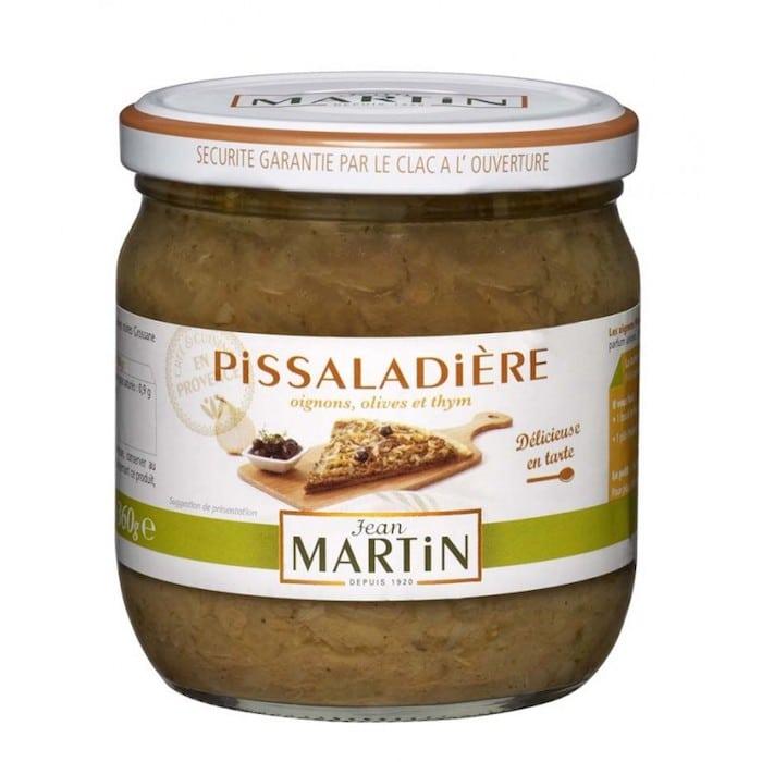Oignons Pissaladière Jean Martin