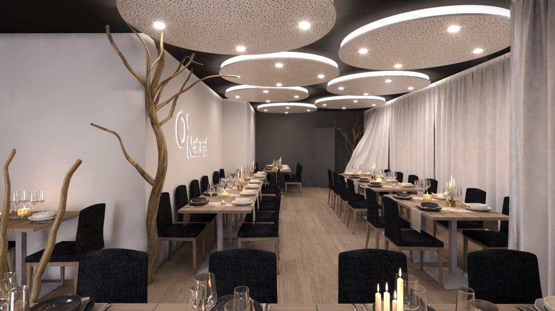 restaurant naturiste de Paris