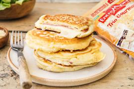 Pancakes salés au Trio Gourmand