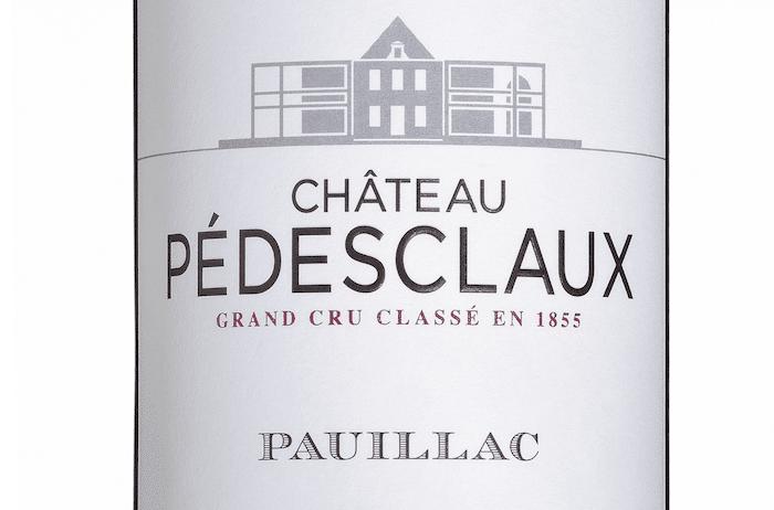 Château Pédesclaux 2014