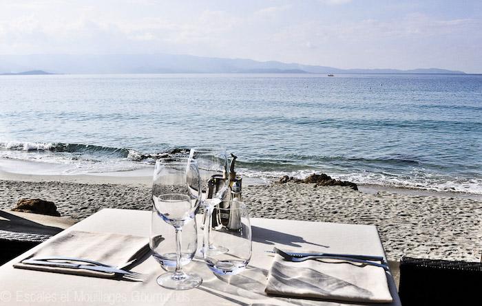 12 tables de chefs Maîtres Restaurateurs de bord de mer