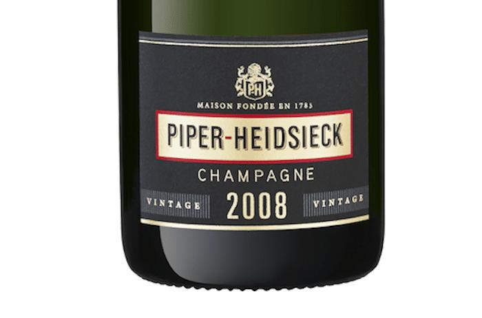 Piper-Heidsieck Vintage 2008