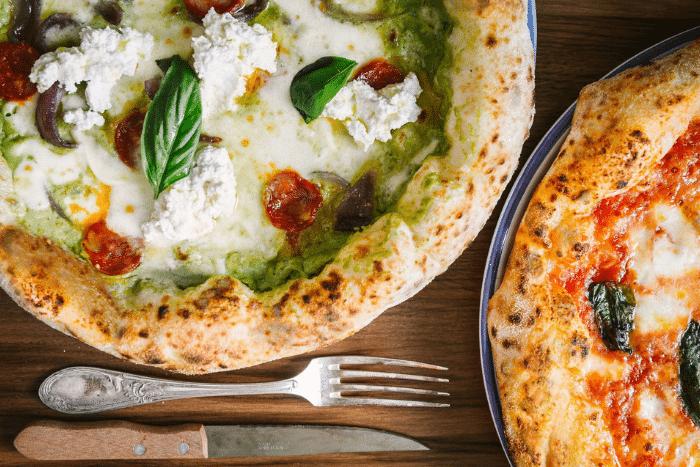 La meilleure pizza napolitaine