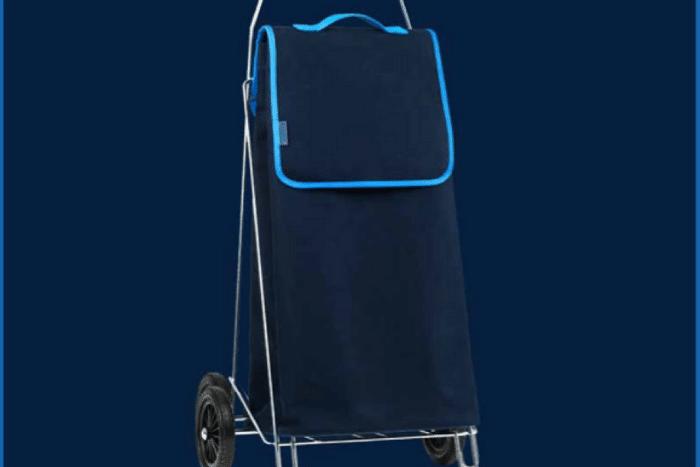 Cabas et chariot de course Maison Plisson