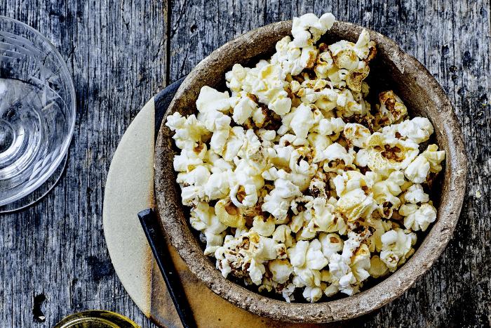 Pop corn à la truffe