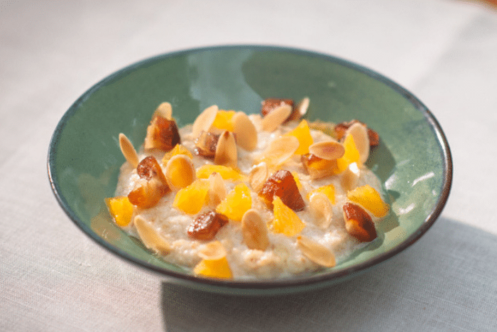 Porridge vitaminé