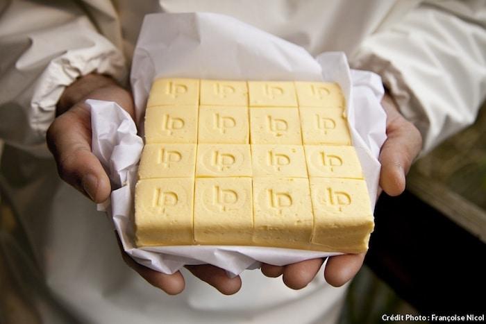 Le Ponclet l'excellence du beurre