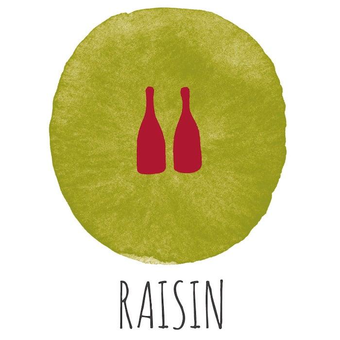 Raisin l'appli des vins naturels