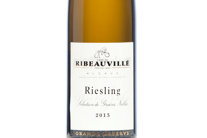 Riesling 2015 Sélection de Grains Nobles