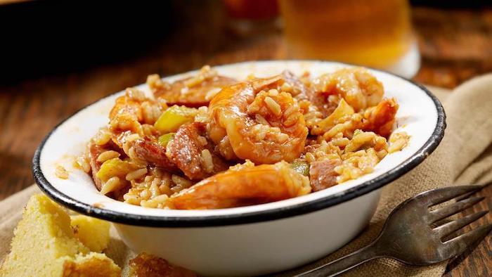 recette de Riz à la créole