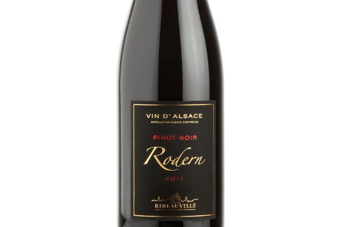 Pinot noir Rodern 2015