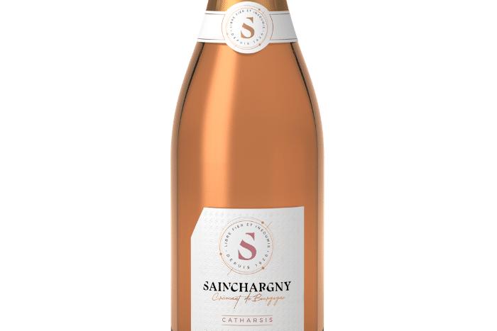 Sainchargny Catharsis Brut Rosé
