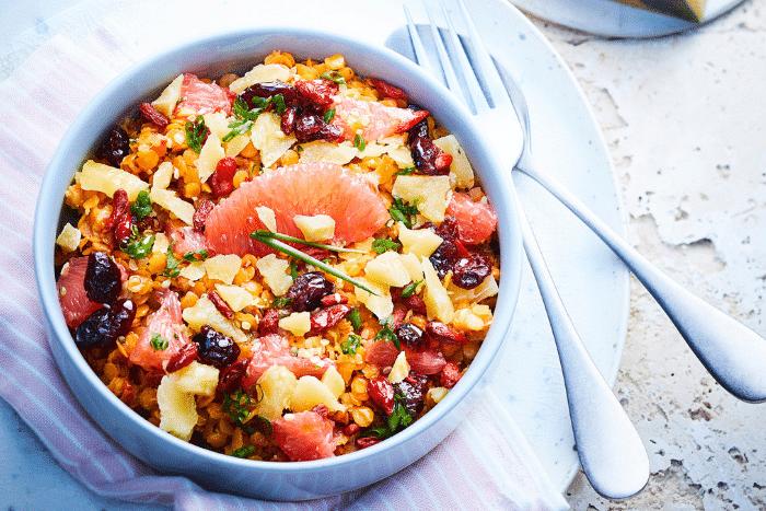 les idées de salades pour l'été