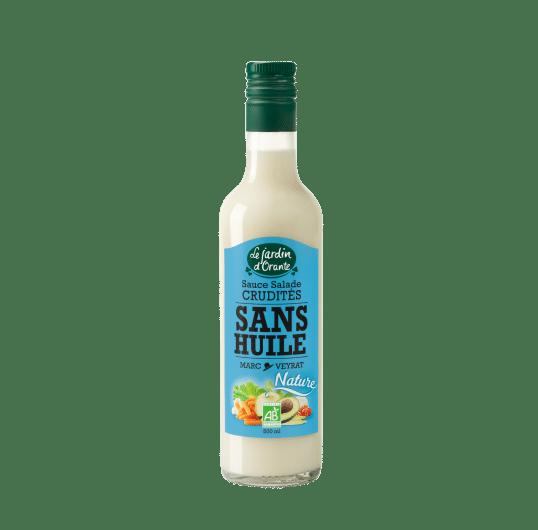 sauce salade de Marc Veyrat