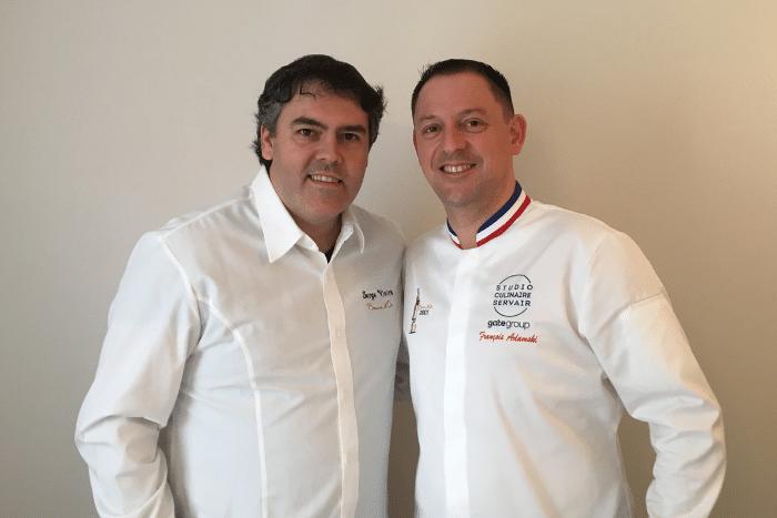 Serge Vieira président Team France