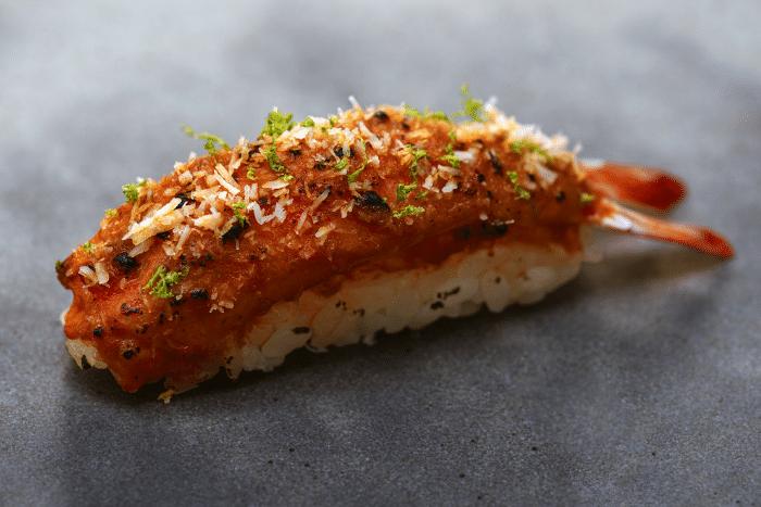 Le Sushi Satay de Grégory Marchand