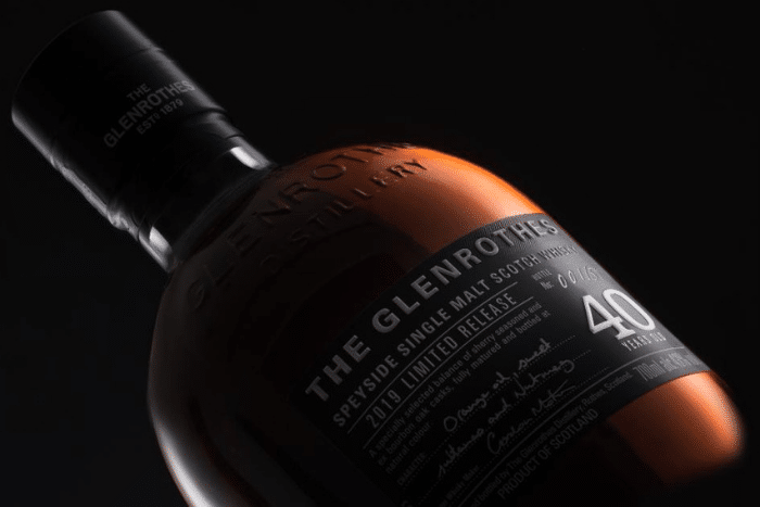 The Glenrothes 40