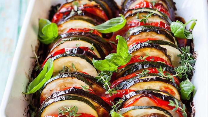 recette de Tian de légumes provençal