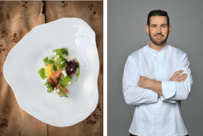 Vincent Crépel, candidat Top Chef