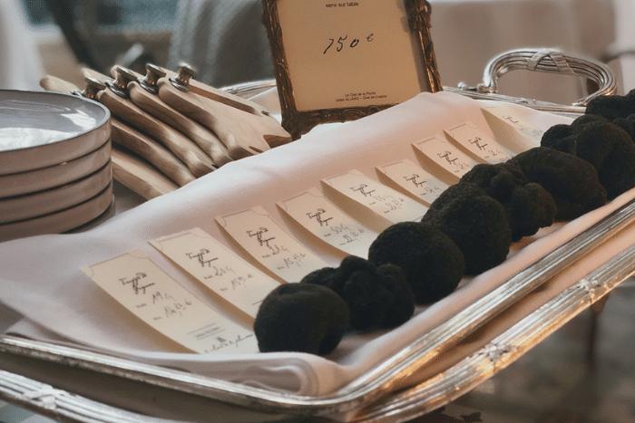 La truffe à prix coûtant