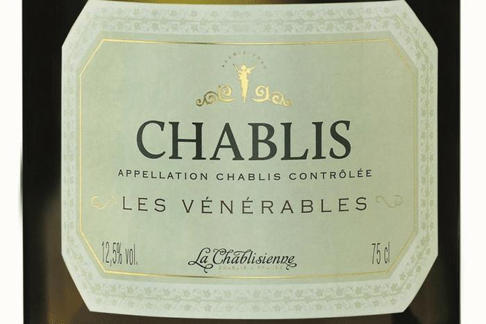 Chablis Les Vénérables 2015
