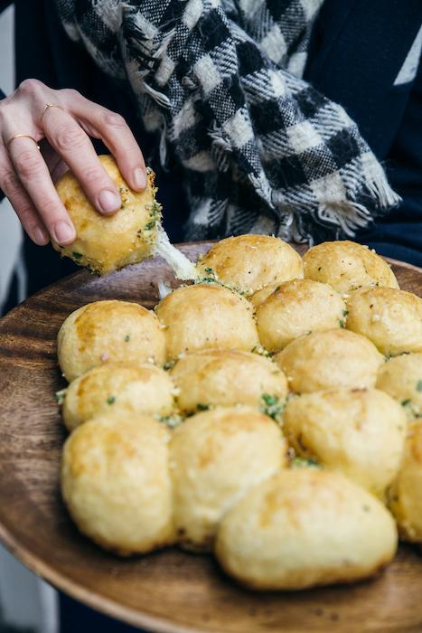 recette de Garlic bread
