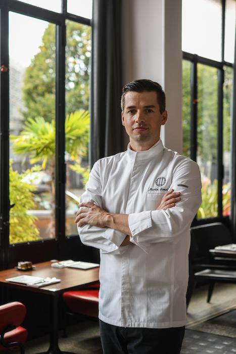 Chef Martin Simolka