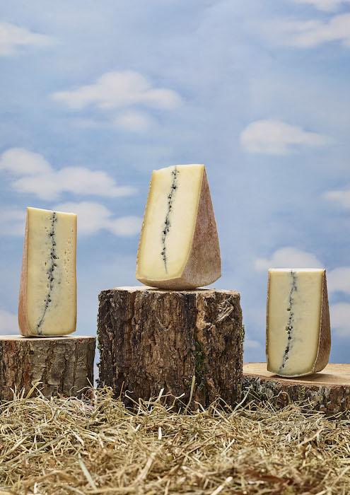 fromage à la raie cendrée