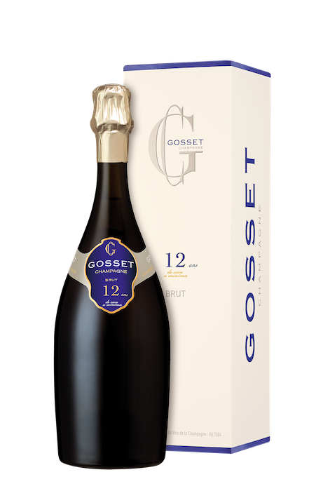 Bouteille Champagne Gosset