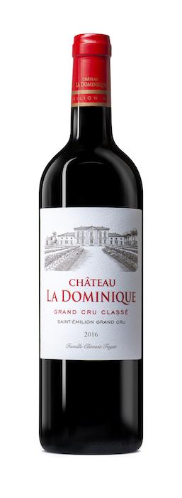 Château La Dominique 2016 Grand Cru classé de Saint-Emilion