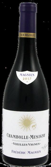 Chambolle Musigny Vieilles Vignes 2017 Frédéric Magnien