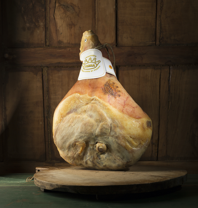 le prosciutto di Parma