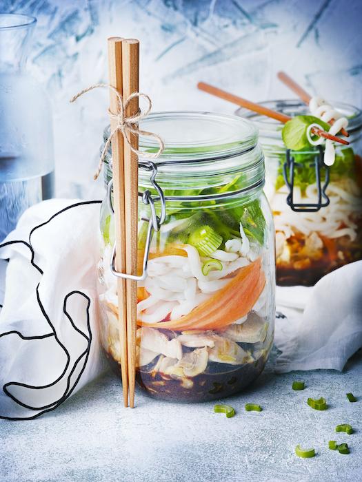 recette de Soupe façon miso au lapin