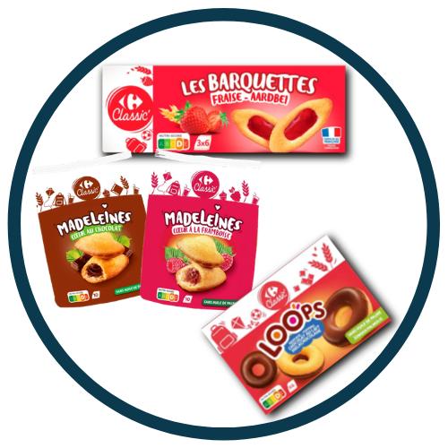 Carrefour fabriqués en France