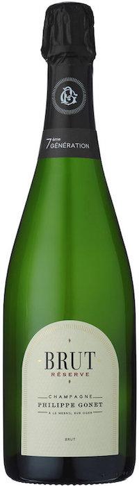 champagne Gonet Brut Réserve